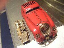 Vintage Schuco Komando 2000 Tinplate clockwork car Germany