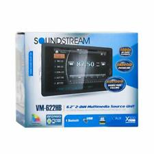 "SOUNDSTREAM VM-622HB 2DIN 6.2"" TOUCH LCD DVD BLUETOOTH STEREO ANDROID PHONELINK"