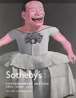Sotheby's //  Contemporary Art Asia Japan China Korea Post Auction Catalog 2007