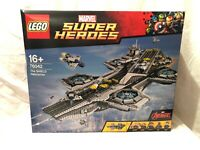 LEGO THE SHIELD HELICARRIER 76042 MARVEL SUPER HEROES IRON MAN THOR NEW RETIRED