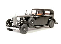 Rolls Royce Phantom III Sedanca de Ville by H J Mulliner in Black (1:43 scale by