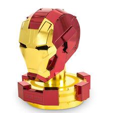 Metal Earth Marvel Avengers Iron Man Helmet Steel Model Kit NEW