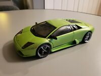 Hot Wheels 1:18 Lamborghini Murcielago 2001 Mattel Diecast Model Car Collectible