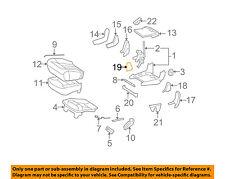 MERCEDES OEM GL450 Rear Seat-Release Lever Right 16492452378K67