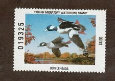 Nh6 New Hampshire State Duck Stamp. Mnh. Og.