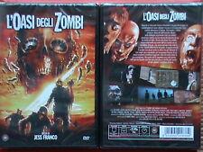 dvd jess franco l'oasi degli zombie l'oasi degli zombi oasis of the zombies