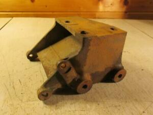 John Deere G Genarator bracket F816R