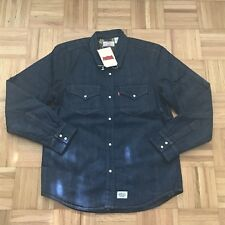 Supreme x Levis Camo Quilted Shirt