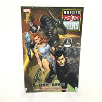 Agents of Atlas Turf Wars Collects #6-11 Marvel Comics TPB Trade Paperback NEW