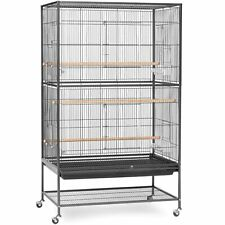 Prevue Flight Bird Cage - Black