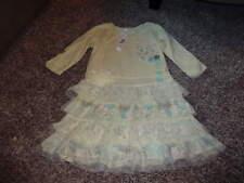 NWT NEW NAARTJIE KIDS S 4 YRS FLORAL DRESS