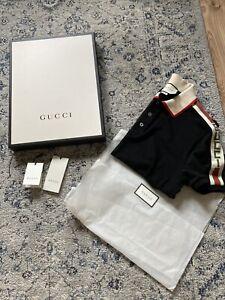 Mens Genuine Gucci Polo