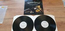 "MOTORHEARD ""WELCOME TO THE BEAR TRAP"" LP DOUBLE ALBUM 1990 + GATEFOLD EX / EX !!"