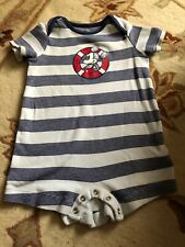 Disney Baby Boy Mickey Mouse Romper 3-6 Months