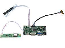 HDMI DVI VGA LCD Controller Board LVDS Monitor Kit for AUO B170PW03 V.4 1440x900