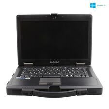 Getac s400-mk2, Core i5-3320m - 2.6ghz, 8 Go, 500 Go, HDMI, rs-232, Win. 10