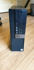 OptiPlex 7040 Series PC I5-6500 Quad-Core 4GB RAM 500GB HDD Win 7 Pro Desktop