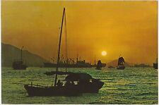 HONG KONG - SUN SET 1972