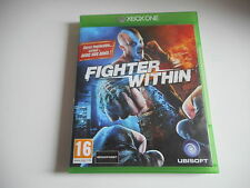JEU XBOX ONE - FIGHTER WITHIN - COMPLET