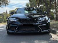 BMW F87 M2 Carbon Crank Motorsport Type 1 fibre Front lip