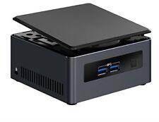 Intel NUC NUC7i3DNHE Desktop Computer - Intel Core i3 [7th Gen] (blknuc7i3dnh1e)