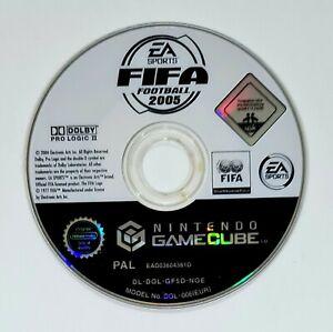 Nintendo GameCube Spiel EA SPORTS FIFA FOOTBALL 2005 dt. PAL Fussball/Soccer