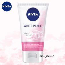 100 ML. Nivea WHITE PEARL Extract Foam Face Wash Normal Skin Mixed Vitamin C