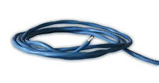 250 Feet 14AWG In-Wall Light Blue Speaker Cable. 14/2 Wire. 99.99% Copper
