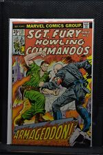 Sgt Fury and His Howling Commandos #132 Marvel Comic 1976 Stan Lee Ayers 8.0