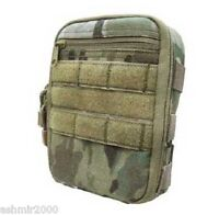 CONDOR MOLLE Modular Side Kick Pouch MA64-008 Multicam New in Pkg *FREE SHIPPING