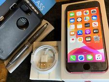 Apple iPhone 8 (64gb) Verizon Globally Unlocked (A1863) RED MiNT {iOS13}92% LooK