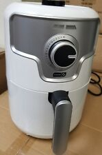 DASH 1.6-QUART RAPID AIRFRYER WHITE COLOR DCAF150HNWH