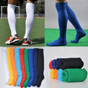 Soccer Socks Football Club Knee High Training Long Stocking Sports Socks For Men