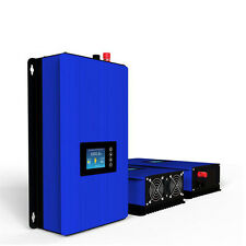 ECO-WORTHY 1KW Solar on Grid Tie Inverter Power Limiter MPPT PV System DC 22-65V