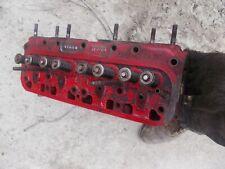 Farmall Ih 300 350 Sh Tractor Gas Engine Motor Cylinder Head 8043dd With Valves