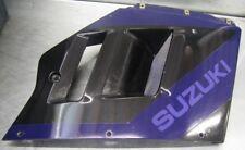 SUZUKI GSXR1100 GSXR 1100 89 Right Front / Side Mid Fairing Panel OEM Rt RF