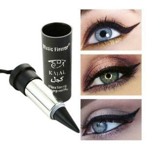 Women Eyeliner Cream Eye Liner Pen Waterproof Eyes Tattoo Makeup Eyeliner O1M7