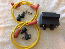 HARLEY IGNITION COIL sportster 1200 ignition coil & wires12 volt 31614-83 1984/L