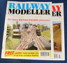 RAILWAY MODELLER MAGAZINES VARIOUS ISSUES 1994