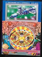 Equatorial Guinea #MiBl94 MNH S/S CVEUR7.50 Copernicus