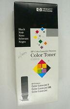 NEW SEALED Genuine HP C3105A BLACK Toner Bottle Cartridge Color Laserjet 5 5M