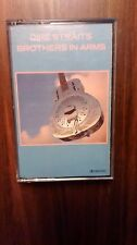 """DIRE STRAITS """"Brothers in arms"""" cassette"""