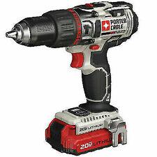 PORTER-CABLE PCC620LB 20V Hammer Drill