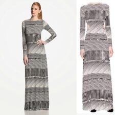 Rachel Pally Brentwood Maxi Dress - Sz XS 'Black Ripple' Gorgeous & NWT