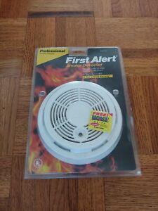 NEW First Alert Professional Smoke Detector SA81CL