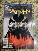 DC Comics Batman The New 52 Court Of Owls Issue #4