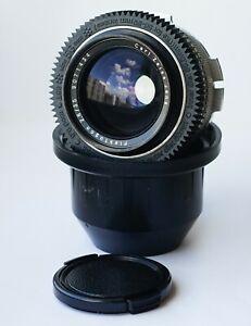 Carl Zeiss Flektogon f/2.8 35mm Silver PL-MOUNT LENS ARRIFLEX ARRI Red One 35MM