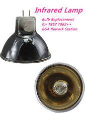 T862 T862++ BGA Rework Station Infrared Lamp Replacement IR Bulb Soldering 100W