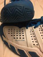K Swiss Big Shot Tennis Women Shoe Size UK 7 EU 41 Used But VGC Lots Of Use Left