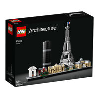 21044 LEGO Architecture Paris Skyline Model 649 Pieces Age 12+ New Release 2019!